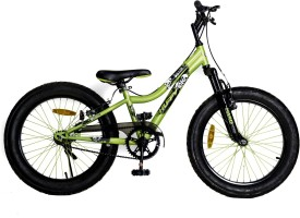 Huffy Swarm 20 Green&Black HF-SWM20FTBKGN Mountain Cycle