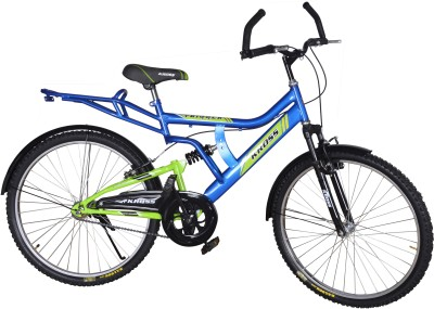 Kross Trigger 26 TS Single Speed 402567 Mountain Cycle(Blue, Green)