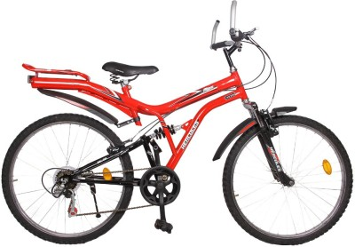 HERCULES Atom 6 Speed 26T Road Cycle(Red)