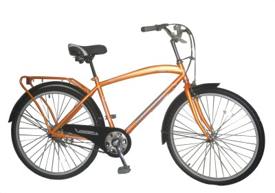 COSMIC TRENDY CITY BIKE ORANGE 26TRENDY1OR Recreation Cycle