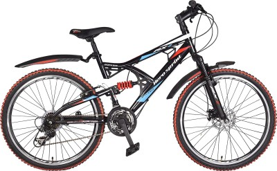 Hero RX2 26T 21S Sprint with Disc Brake SRXT26BKRD06 Road Cycle