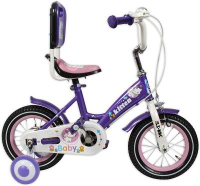 HLX-NMC KIDS BICYCLE 12 KITTEN PURPLE 12KITTENPL Recreation Cycle