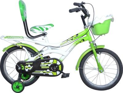 Atlas Farris IBC TT 16T FAIBWG16 Recreation Cycle(White, Green)