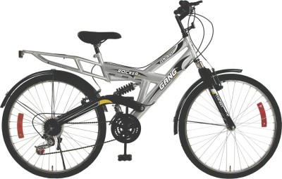 Gang ROCKER ZX DS & 18 SPEED B06 Hybrid Cycle