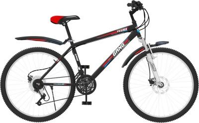 Gang Tegra ggdf Hybrid Cycle(Black, Red)