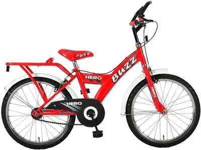 Hero Buzz 20T SBZZ20RD0003 Road Cycle(Red)