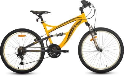 Hero UT DSJ2 24inch 18 Speed 200014 Road Cycle(Yellow)