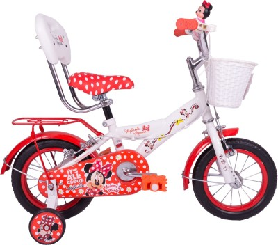 Hero Minnie Mouse 12T SMNE12WHRD01 Road Cycle