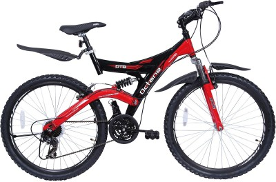 Hero Dtb+ 21 S SDTB26BKRD12 Mountain Cycle