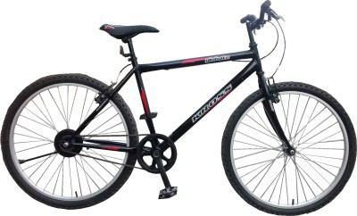 Kross Globate 26T Single Speed 401626 Mountain Cycle(Black)