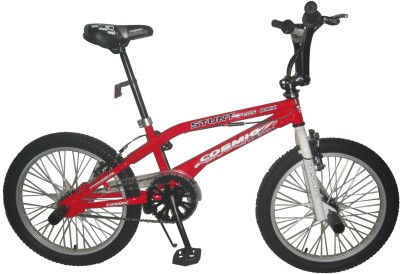 COSMIC STUNT PLUS 20 INCH BMX BICYCLE RED 20STUNTPLUSRD BMX Cycle