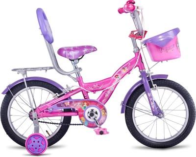 Hero Disney 16T Princess SPRS16PK0002 Road Cycle(Pink)
