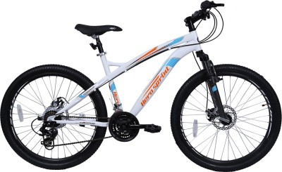 Hero Ultron 26T 21 Speed SULT26WHBK01 Mountain Cycle