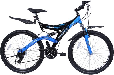 Hero Dtb+ 21S SDTB26BKBL02 Mountain Cycle