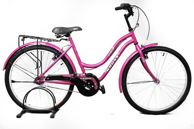 Kross Stella 26 Pink 401258 Hybrid Cycle