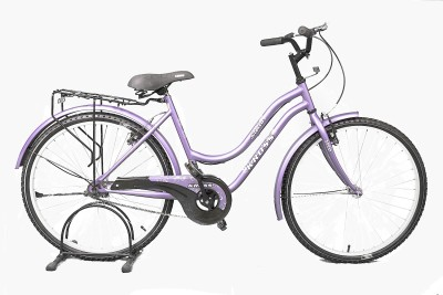 Kross Stella 26 Purple 401257 Hybrid Cycle