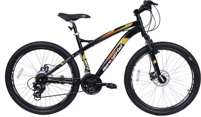 Hero Ultron 26T 21 Speed SULT26BK0001 Mountain Cycle