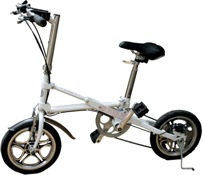 Adraxx Super Folding Bike For City And Vacations With 7 Speed Gears 411413A BMX Cycle