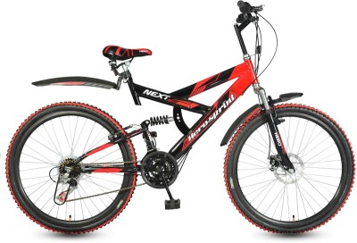 Hero Next 26T 18 Speed Sprint SNXT26RDBK07 Road Cycle(Multicolor)