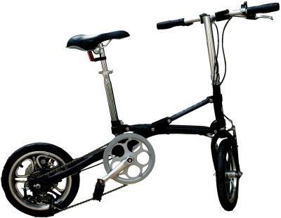 Adraxx Super Folding Bike For City And Vacations With 7 Speed Gears 411413C BMX Cycle