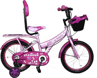 Kross Marvel 16 Pink 402087 Recreation Cycle