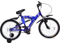 Hero Sprint 20T Elite Single Speed SELT20BLBK01 Road Cycle(Blue)