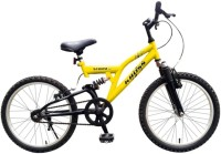 Kross Storm DS Single Speed 401122 Road Cycle(Yellow)