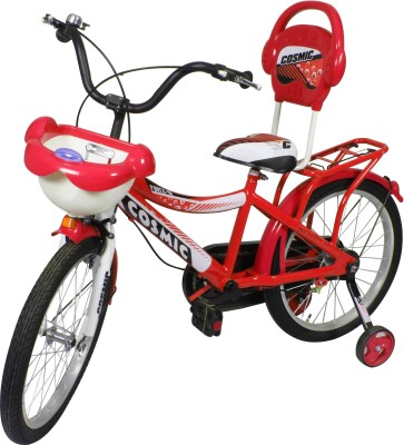 COSMIC 20 INCH FORCE 10 KIDS BICYCLE RED 20FORCE10RDWT Recreation Cycle