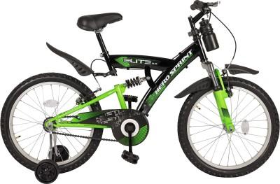Hero Sprint 20T Elite SELT20BKGN01 Road Cycle(Black, Green)