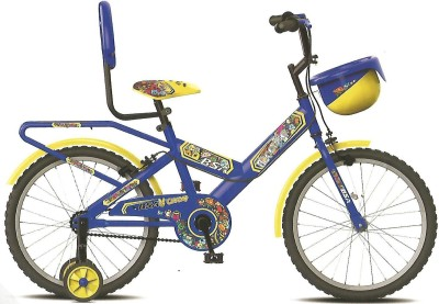 BSA CHAMP DODDLE 16 INCH CYCLE 20 Road Cycle(Blue, Yellow)