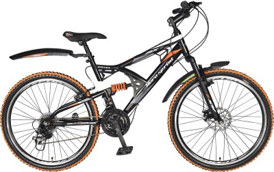 Hero RX2 26T 21S Sprint with Disc Brake SRXT26BKOR05 Road Cycle