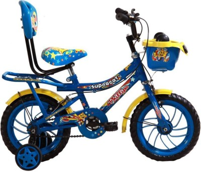 BSA SUPERCAT 12 inches Road Cycle(Blue)