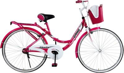 Gang Gloria Diva ggd Hybrid Cycle(Pink, White)