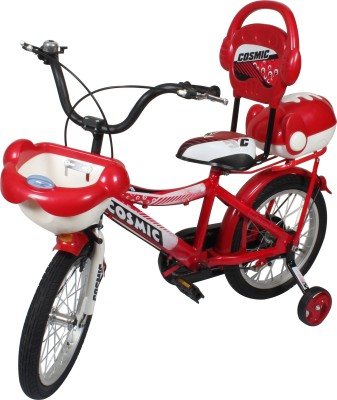 COSMIC 16 INCH FORCE 10 KIDS BICYCLE RED 16FORCE10RDWT Recreation Cycle