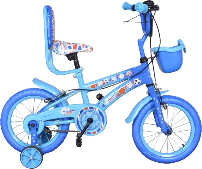 Excel Doraemon Sports 14 Inches DOR002 Recreation Cycle(Blue)