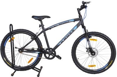 Kross Maximus 26T Single Speed 402477 Mountain Cycle(Black)