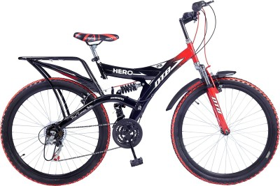Hero Octane DTB Alloy Adult Cycle 26T Mountain Cycle