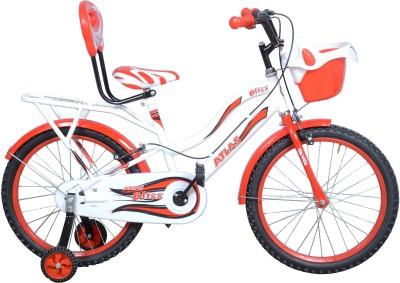Atlas Bliss IBC TT 20T BLIBWR20 Recreation Cycle(White, Red)