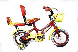HEON Kids 12 Red&Yellow HN-KDS12RDYL Recreation Cycle