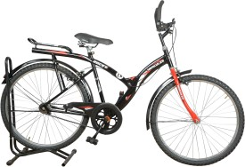 HERCULES Rocky 2.0 26 Inches Single Speed Rocky 2.0 26 Mountain Cycle(Multicolor)