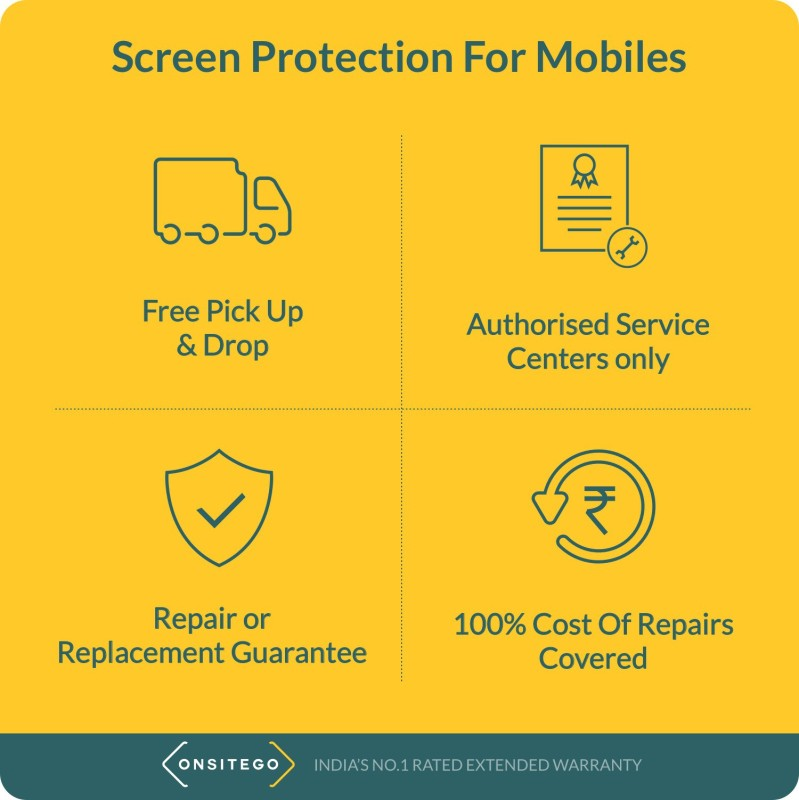 OnsiteGo Screen Protection