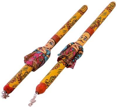 Indiangiftemporium Dandia Sticks