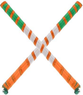 Sanjog Wooden for Kids Dandia Sticks(Multicolor)