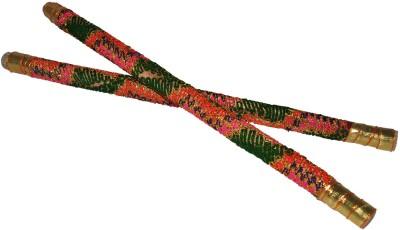 Dakshcraft Decorative for Navratri Festival Dandia Sticks(Multicolor)