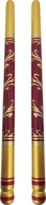 Hastakala Bazaar Dandia Sticks(Multicolor)