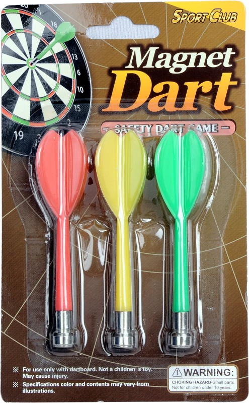 SPOFIT sports club Soft Tip Dart(Pack of 3)