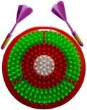 Abee Mini Dart Board Set For Kids Soft T...