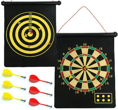 Mor Sporting 17 inch Magnetic Indoor Game Soft Tip Dart(Pack of 1)