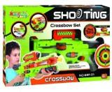 Kemket Suction Dart Shooting Crossbow Se...