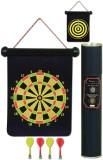 Surya Magnetic Foldable Dart Board Steel...